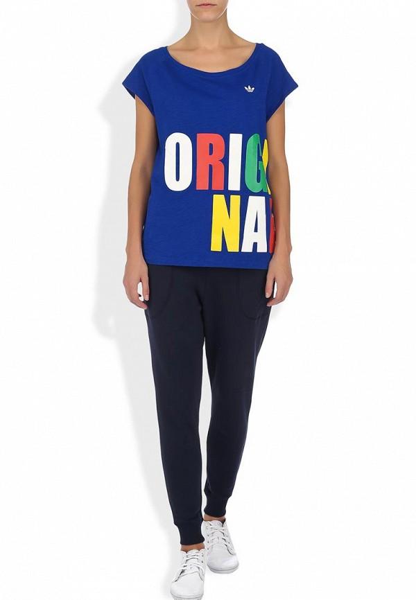 Спортивная футболка Adidas Originals (Адидас Ориджиналс) G76004: изображение 4