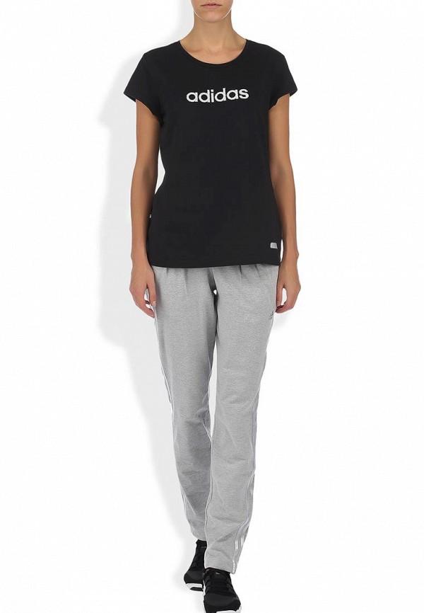 Женские спортивные брюки Adidas Performance (Адидас Перфоманс) Z29953: изображение 4