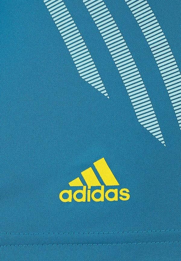 Футболка Adidas Performance (Адидас Перфоманс) Z22949: изображение 3