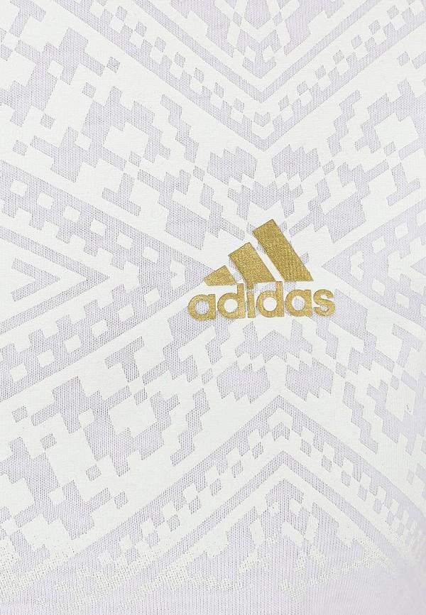 Спортивная футболка Adidas Performance (Адидас Перфоманс) G85925: изображение 3