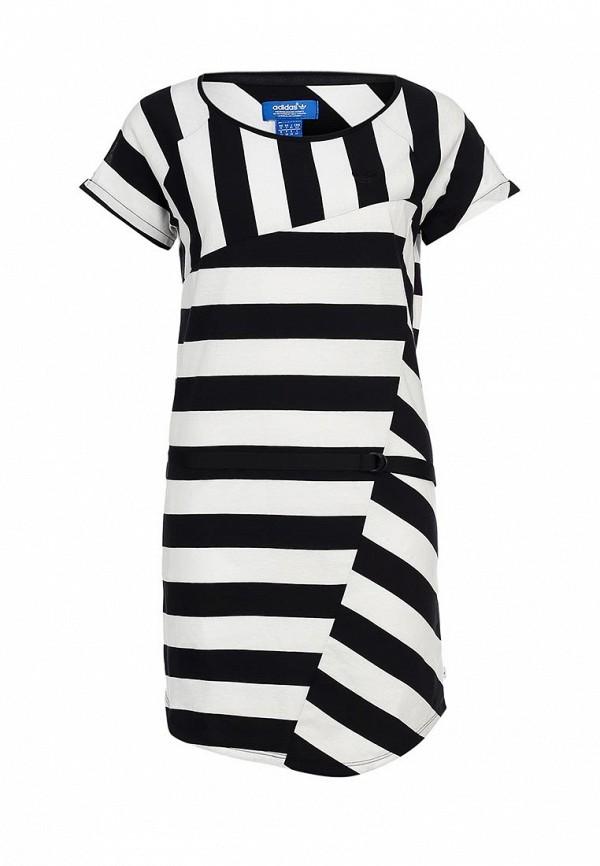 Платье-мини Adidas Originals (Адидас Ориджиналс) Z34889: изображение 2