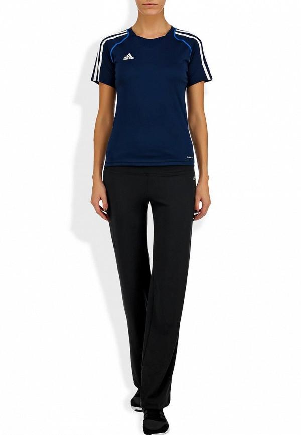 Спортивная футболка Adidas Performance (Адидас Перфоманс) X13856: изображение 4