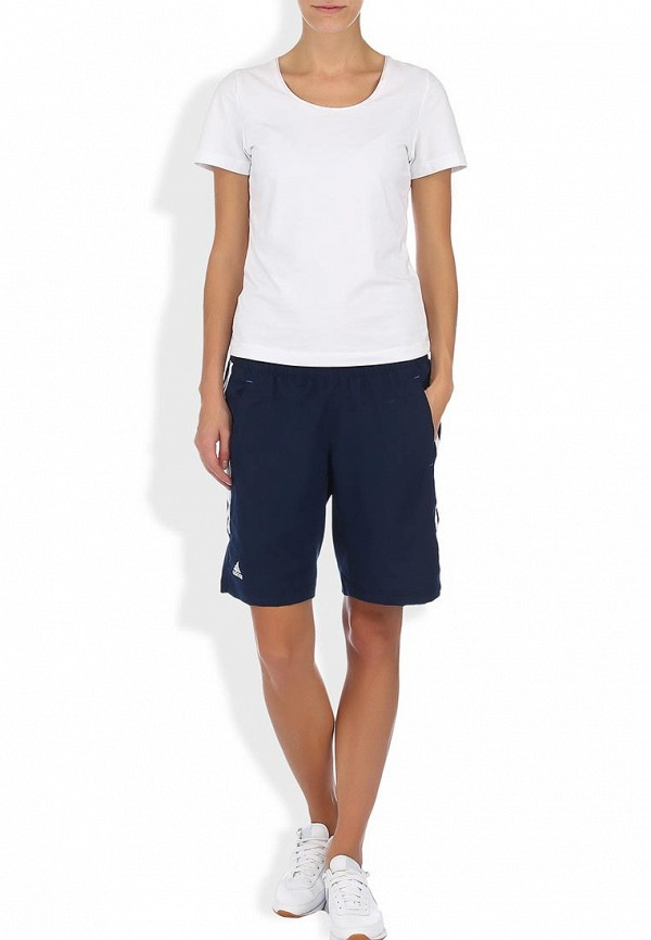 Женские спортивные шорты Adidas Performance (Адидас Перфоманс) X13205: изображение 7