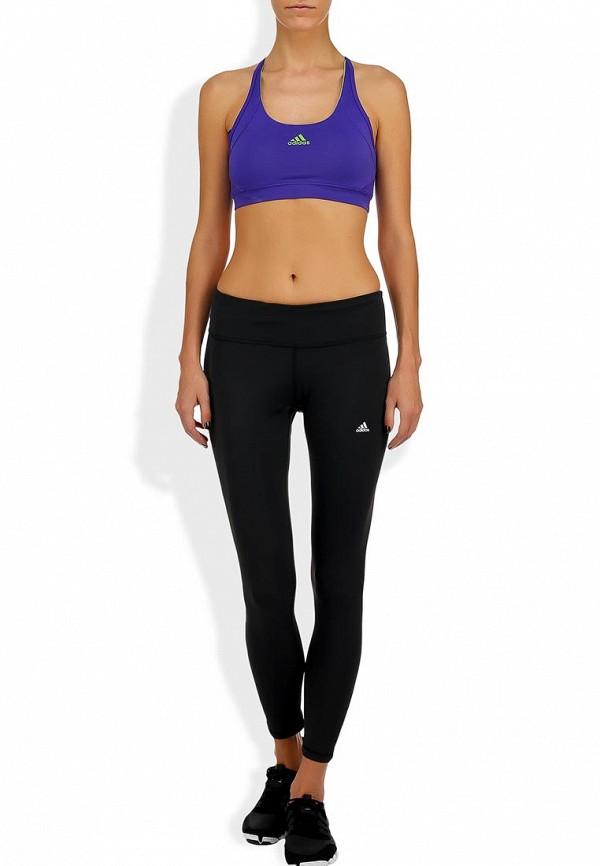 Женские спортивные брюки Adidas Performance (Адидас Перфоманс) G71897: изображение 4
