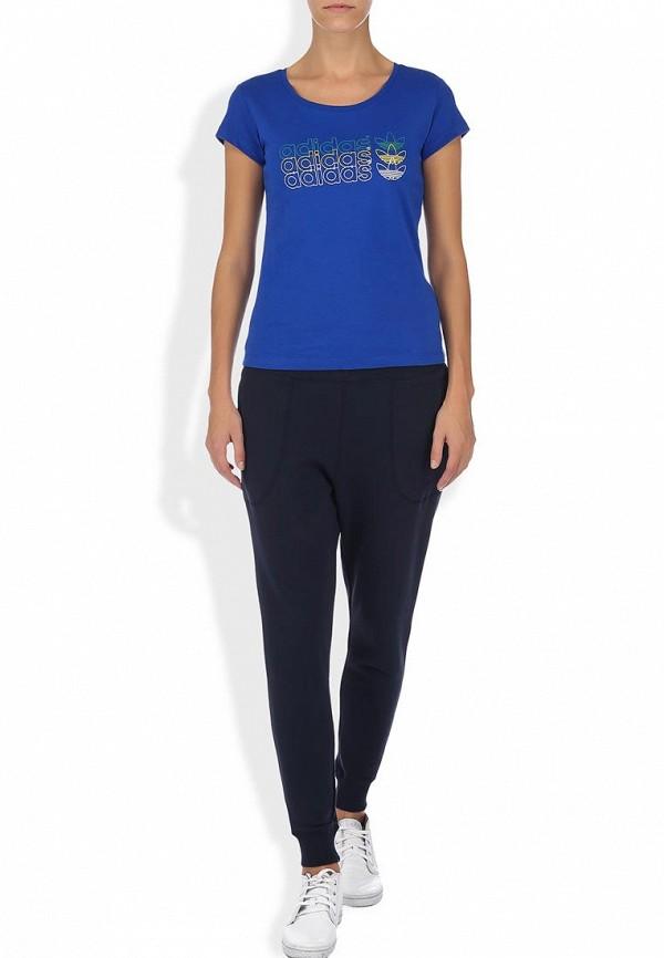 Спортивная футболка Adidas Originals (Адидас Ориджиналс) G77324: изображение 4