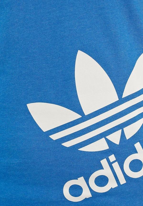 Спортивная футболка Adidas Originals (Адидас Ориджиналс) G77393: изображение 3