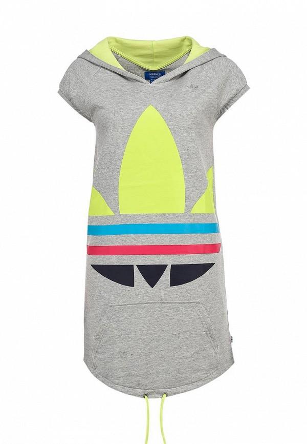 Платье-мини Adidas Originals (Адидас Ориджиналс) Z35453: изображение 1