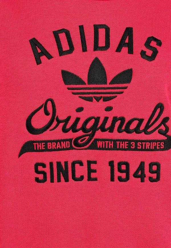 Толстовка Adidas Originals (Адидас Ориджиналс) G75062: изображение 3