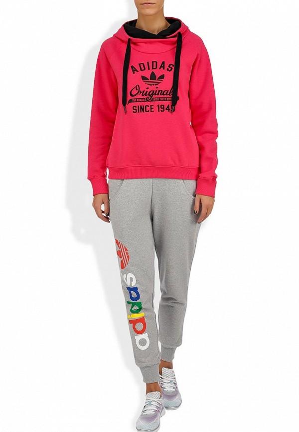 Толстовка Adidas Originals (Адидас Ориджиналс) G75062: изображение 4