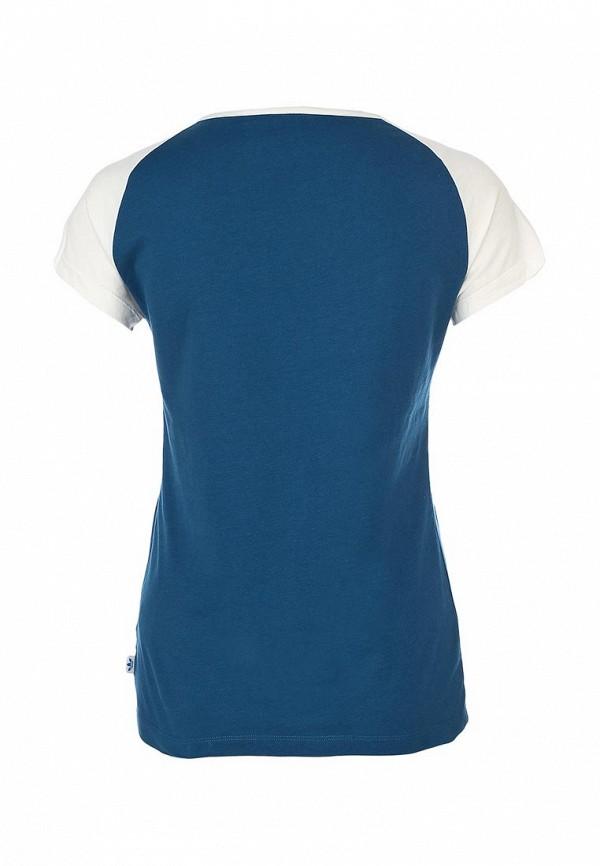 Спортивная футболка Adidas Originals (Адидас Ориджиналс) F77636: изображение 2