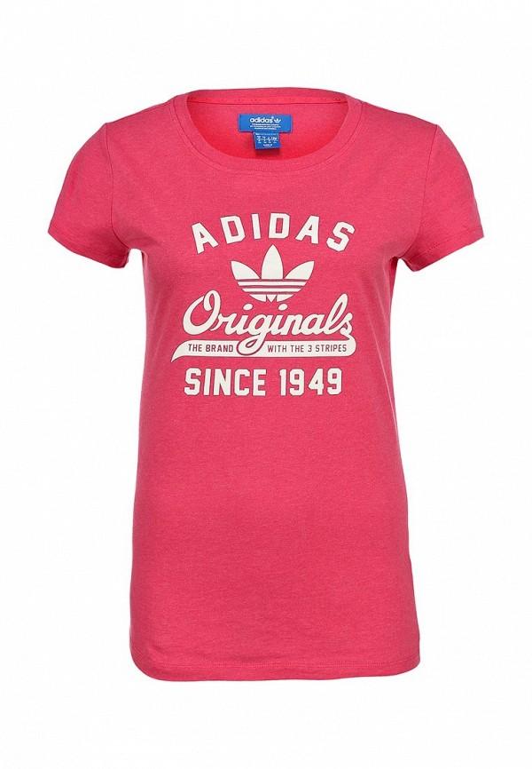 Спортивная футболка Adidas Originals (Адидас Ориджиналс) G75030: изображение 1
