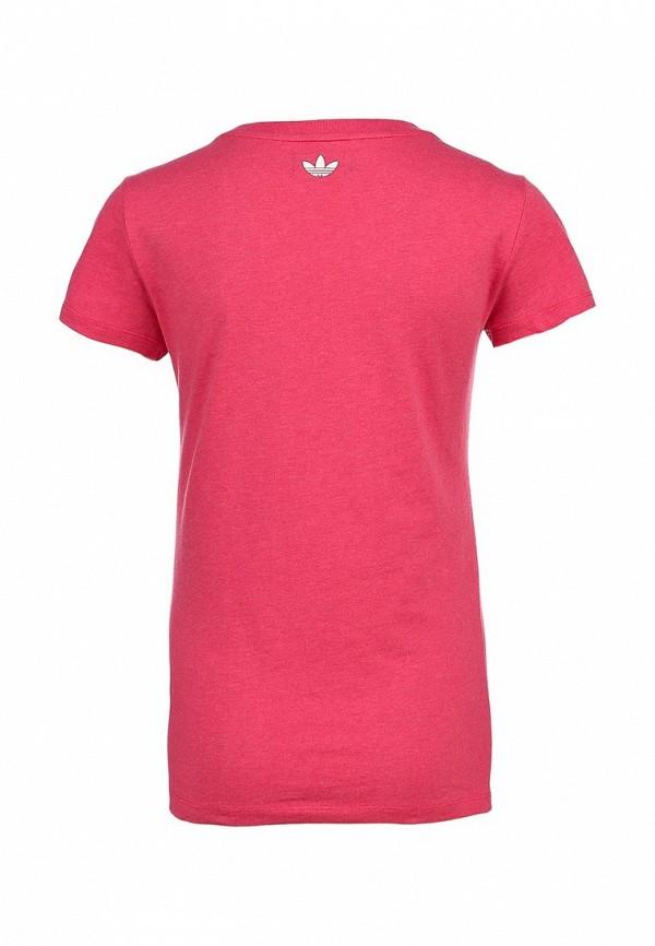 Спортивная футболка Adidas Originals (Адидас Ориджиналс) G75030: изображение 2