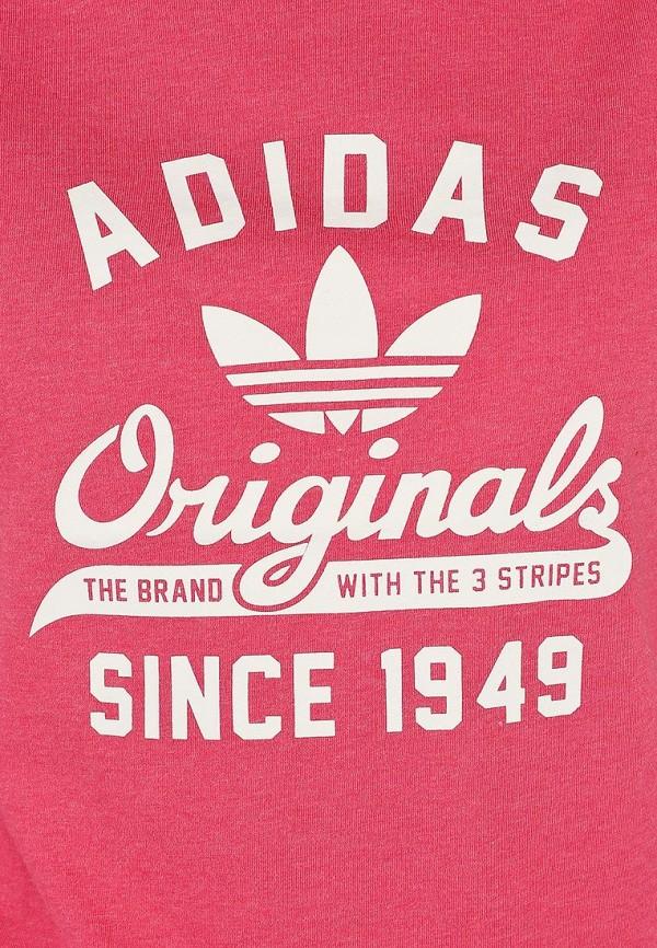 Спортивная футболка Adidas Originals (Адидас Ориджиналс) G75030: изображение 3