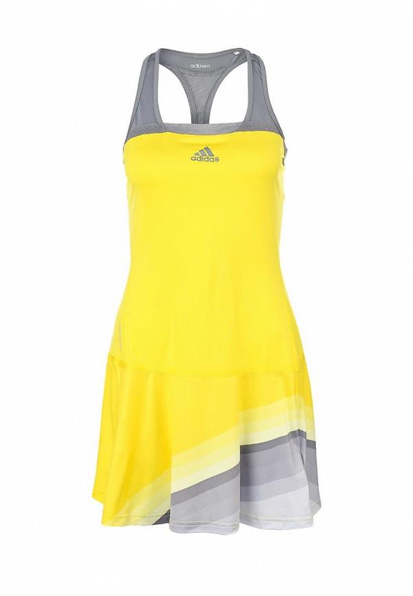 Платье Adidas Performance (Адидас Перфоманс) Z11399: изображение 1