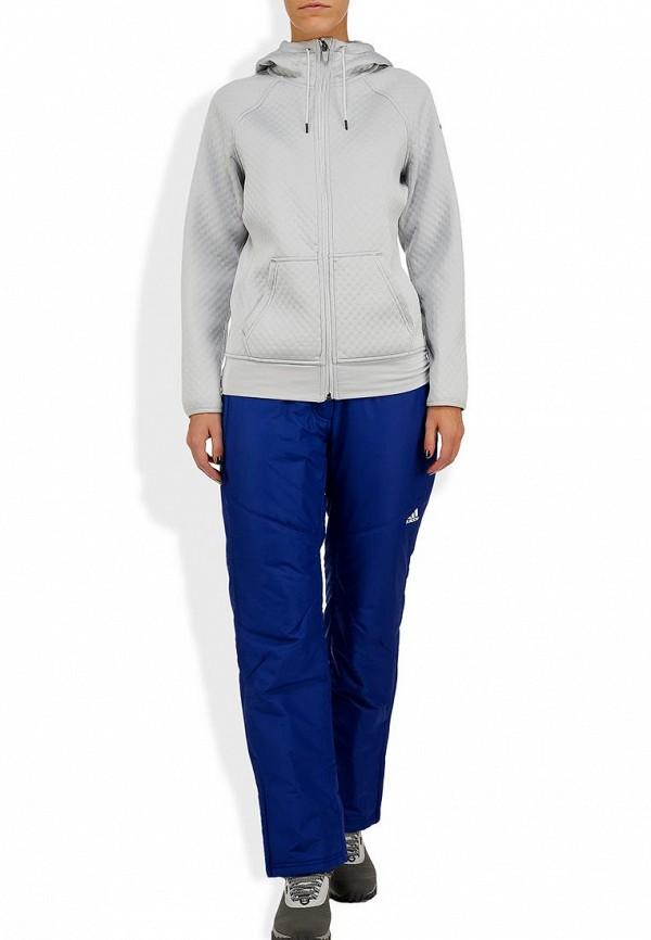 Женские утепленные брюки Adidas Performance (Адидас Перфоманс) G74933: изображение 7