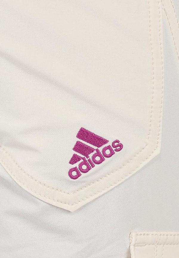Женские зауженные брюки Adidas Performance (Адидас Перфоманс) Z09811: изображение 5