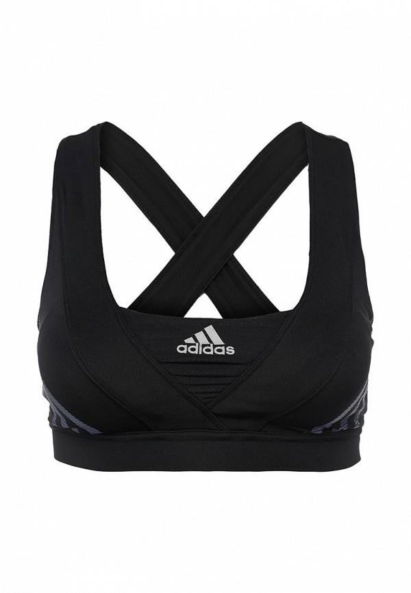 Спортивный топ Adidas Performance (Адидас Перфоманс) X18262: изображение 2