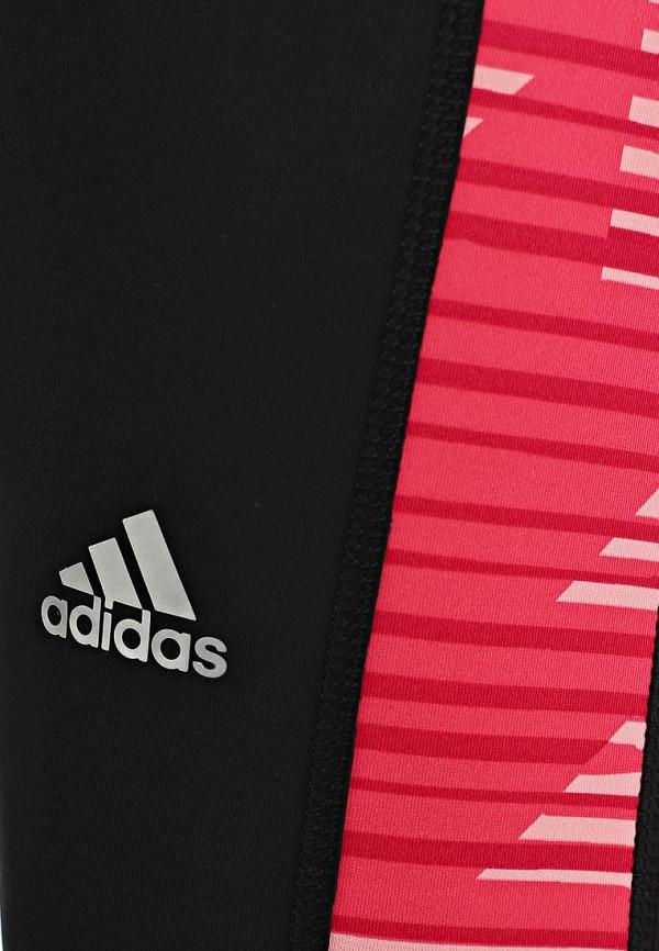 Женские спортивные шорты Adidas Performance (Адидас Перфоманс) D88888: изображение 3