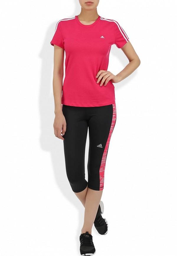 Женские спортивные шорты Adidas Performance (Адидас Перфоманс) D88888: изображение 4