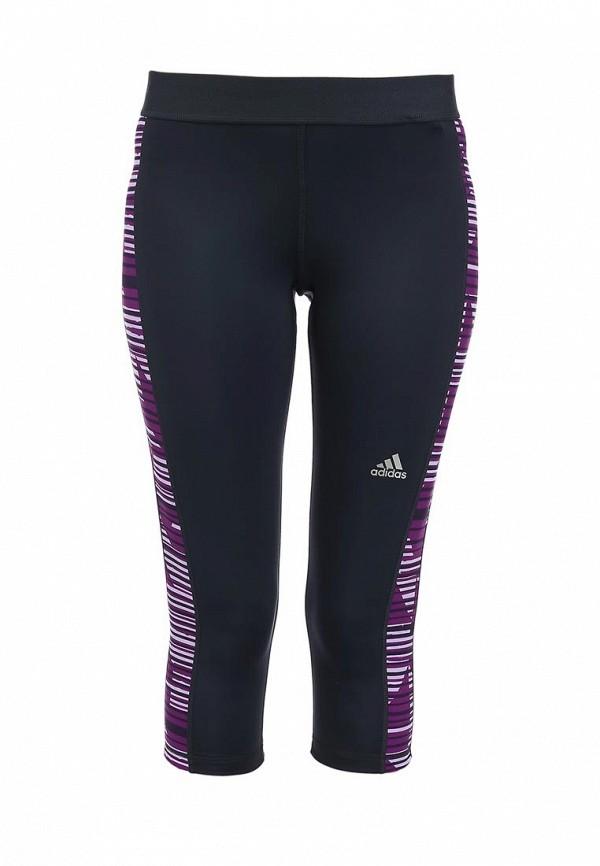 Женские спортивные шорты Adidas Performance (Адидас Перфоманс) D88889: изображение 1