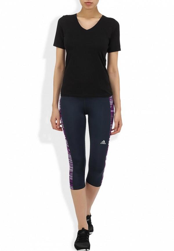 Женские спортивные шорты Adidas Performance (Адидас Перфоманс) D88889: изображение 4