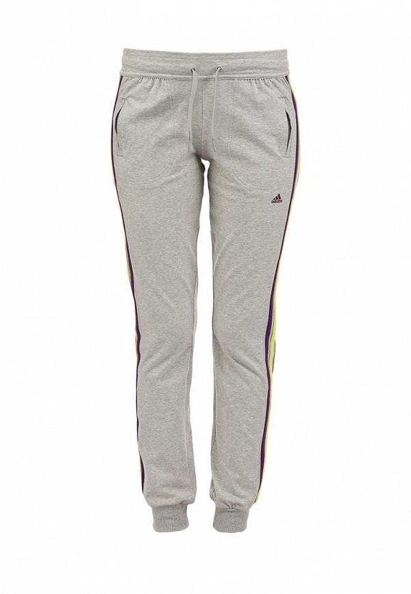 Женские спортивные брюки Adidas Performance (Адидас Перфоманс) F50133: изображение 1