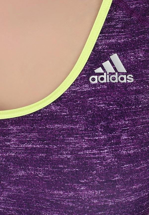 Спортивная майка Adidas Performance (Адидас Перфоманс) D88825: изображение 3