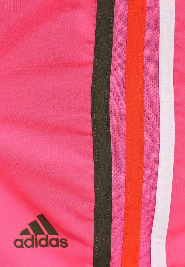 Женские спортивные шорты Adidas Performance (Адидас Перфоманс) F93670: изображение 4