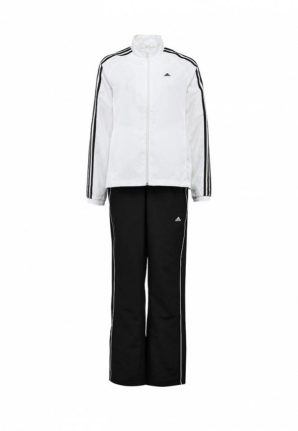 Белый костюм адидас женский с доставкой