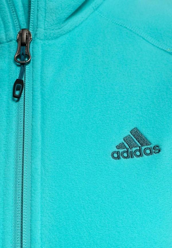 Олимпийка Adidas Performance (Адидас Перфоманс) F88665: изображение 4