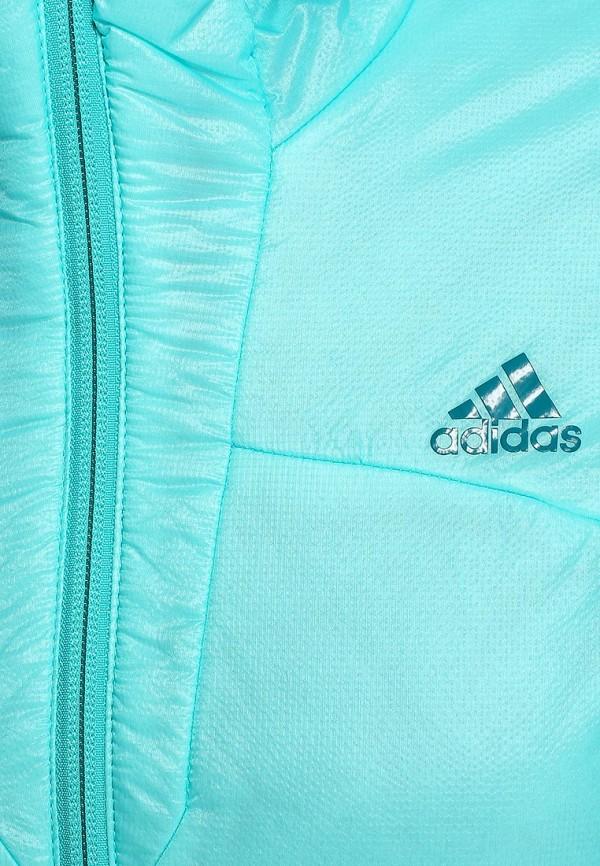 Куртка Adidas Performance (Адидас Перфоманс) F88691: изображение 5