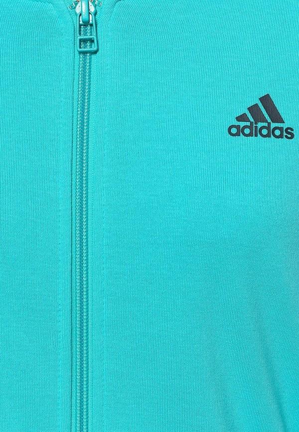 Толстовка Adidas Performance (Адидас Перфоманс) M34022: изображение 4