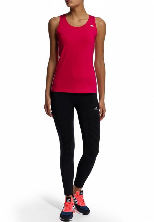 Женские спортивные брюки Adidas Performance (Адидас Перфоманс) D89678: изображение 6