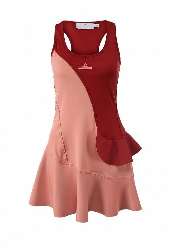 Платье-мини Adidas Performance (Адидас Перфоманс) F96560: изображение 2