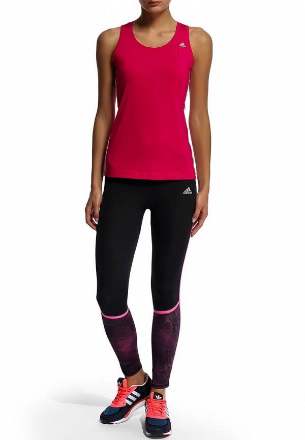 Женские спортивные брюки Adidas Performance (Адидас Перфоманс) F92683: изображение 6