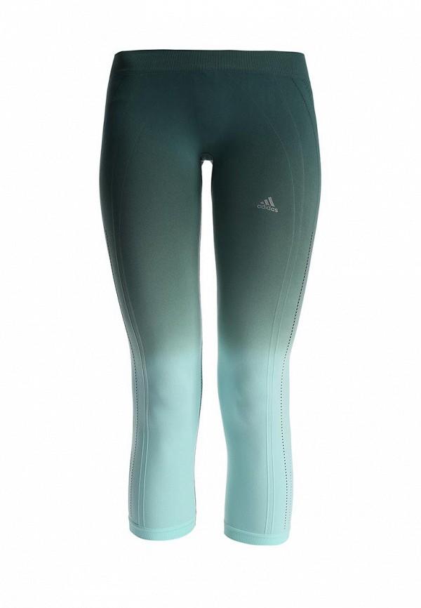 Женские спортивные брюки Adidas Performance (Адидас Перфоманс) M67054: изображение 2