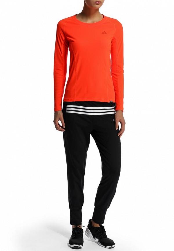 Женские спортивные брюки Adidas Performance (Адидас Перфоманс) M64081: изображение 6