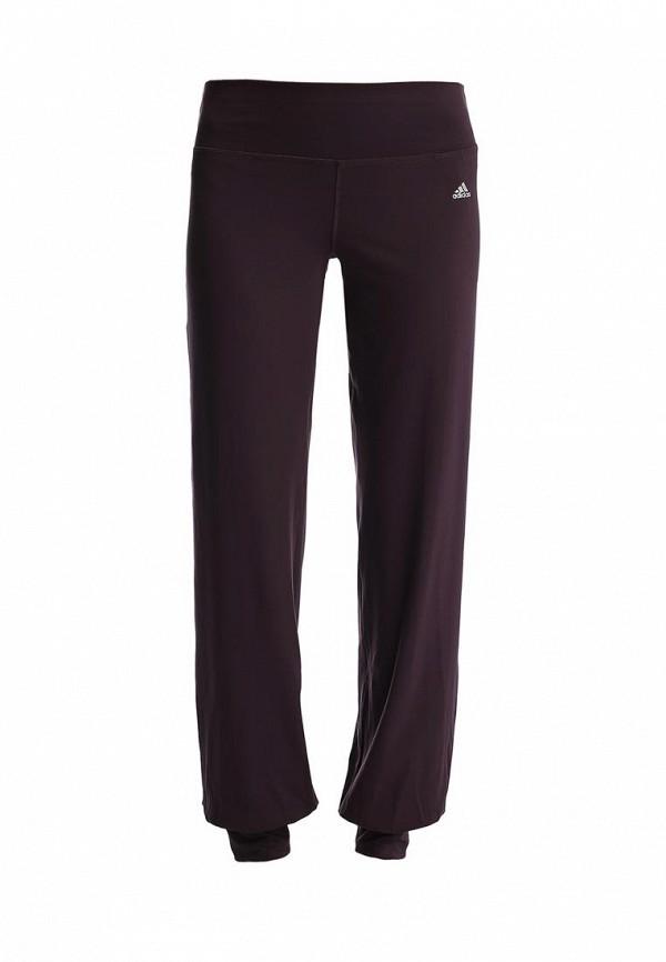 Женские спортивные брюки Adidas Performance (Адидас Перфоманс) M66037: изображение 2