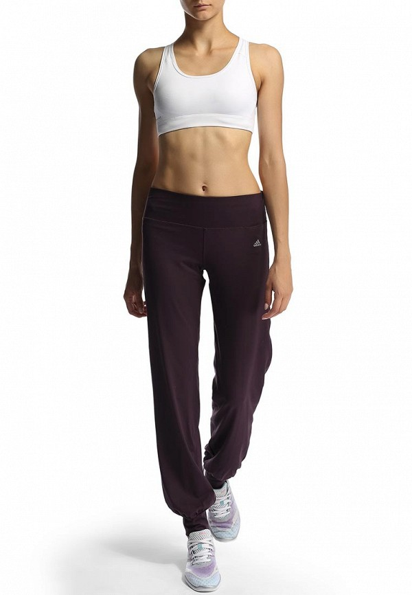 Женские спортивные брюки Adidas Performance (Адидас Перфоманс) M66037: изображение 6