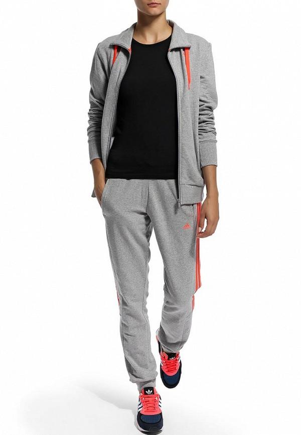 Женские спортивные брюки Adidas Performance (Адидас Перфоманс) M66737: изображение 6