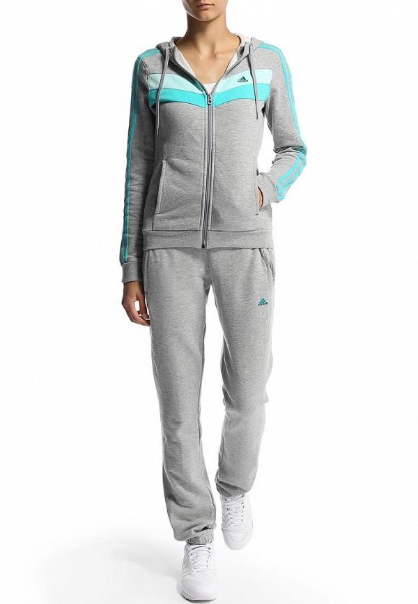 Спортивный костюм Adidas Performance (Адидас Перфоманс) M67651: изображение 6