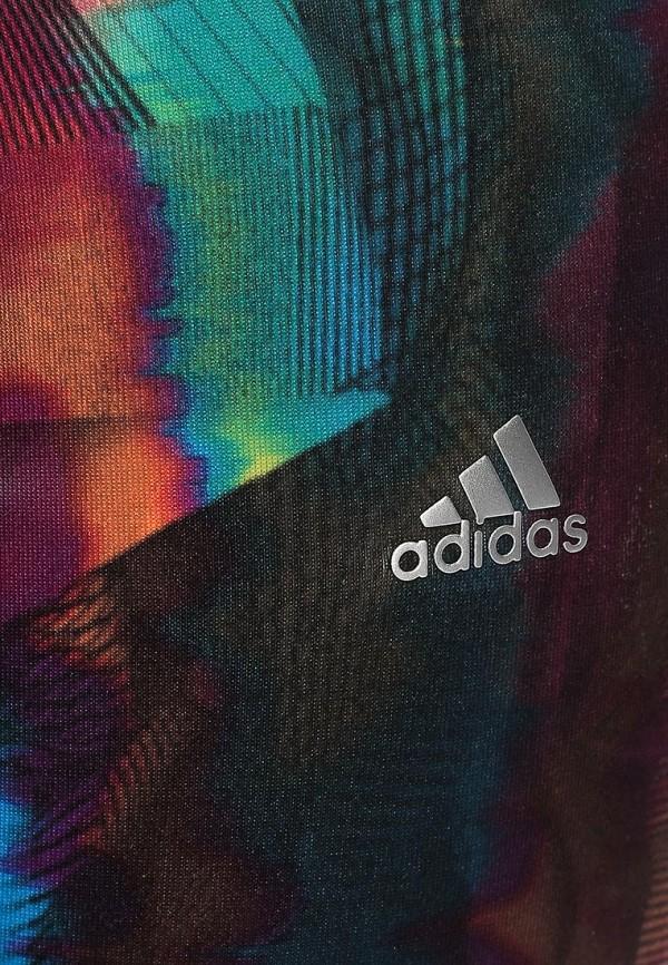 Женские капри Adidas Performance (Адидас Перфоманс) D89573: изображение 2