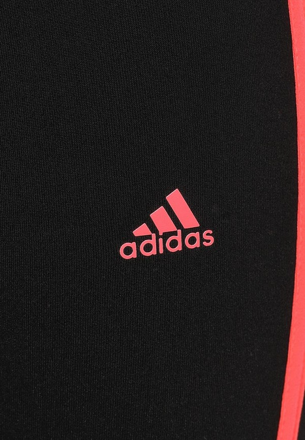 Женские бриджи Adidas Performance (Адидас Перфоманс) G81049: изображение 4
