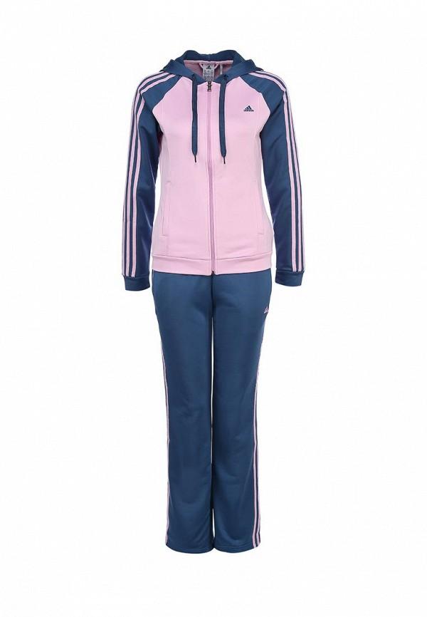 Спортивный костюм Adidas Performance (Адидас Перфоманс) S08444: изображение 2