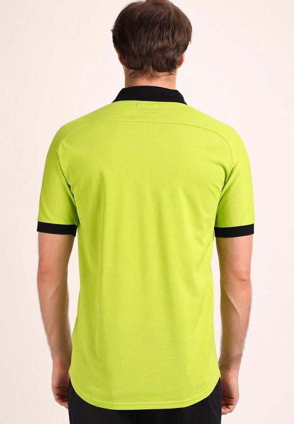 Мужские поло Adidas SLVR (Адидас СЛВР) X43489: изображение 2
