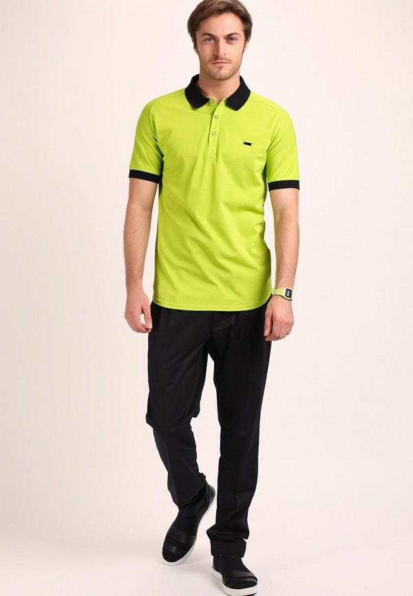 Мужские поло Adidas SLVR (Адидас СЛВР) X43489: изображение 3
