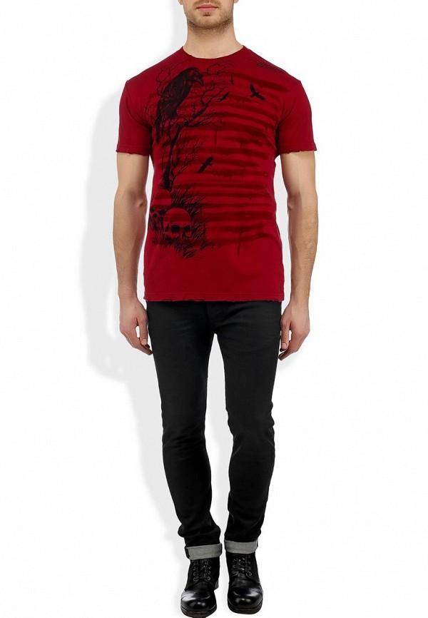 Спортивная футболка Affliction (Аффликшн) A6898: изображение 4