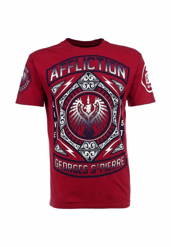 Спортивная футболка Affliction (Аффликшн) A8486: изображение 1
