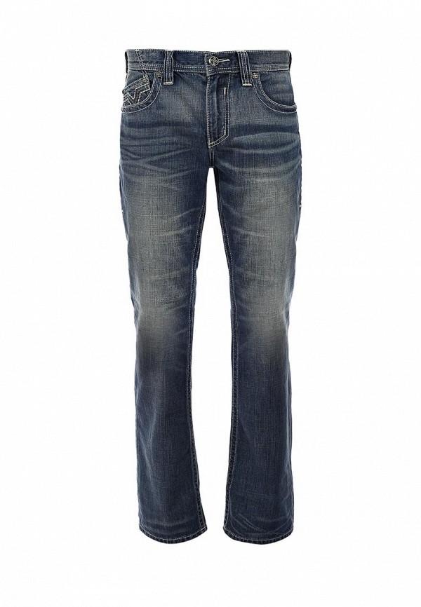 Мужские широкие и расклешенные джинсы Affliction (Аффликшн) 110BC076: изображение 2