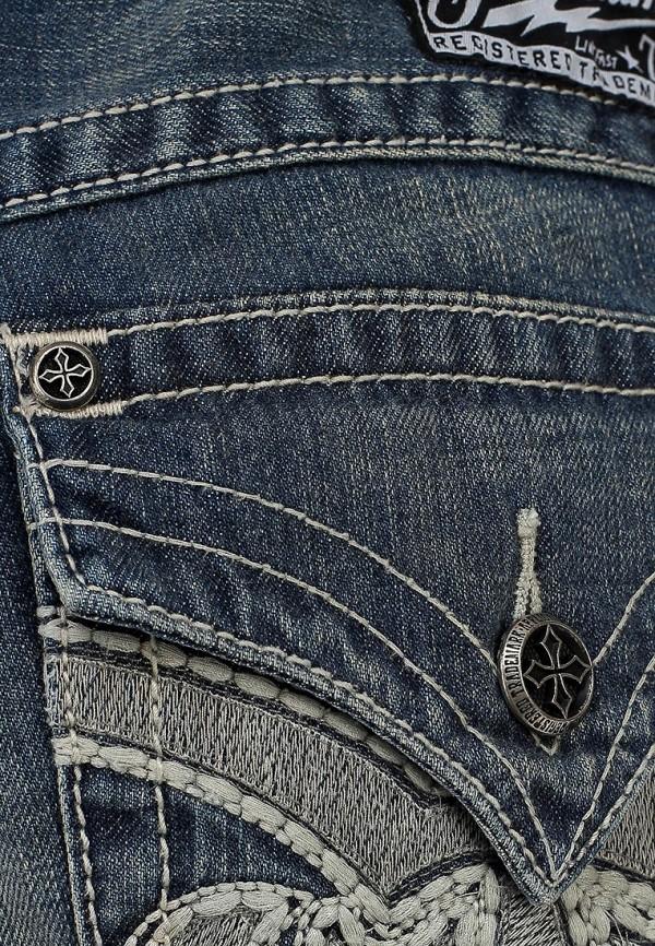 Мужские широкие и расклешенные джинсы Affliction (Аффликшн) 110BC076: изображение 5